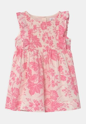 SET - Cocktail dress / Party dress - pink