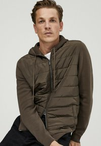 Massimo Dutti - Light jacket - brown - 4