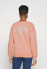 Billabong - ALLETA - Sweatshirt - washed coral - 2
