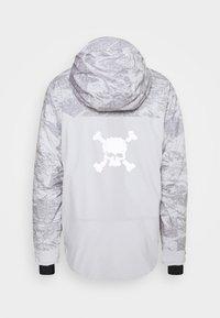 Oakley - ICE PULLOVER - Snowboard jacket - grey - 10
