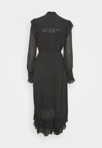 AllSaints - LARA DOT DRESS - Day dress - black - 7