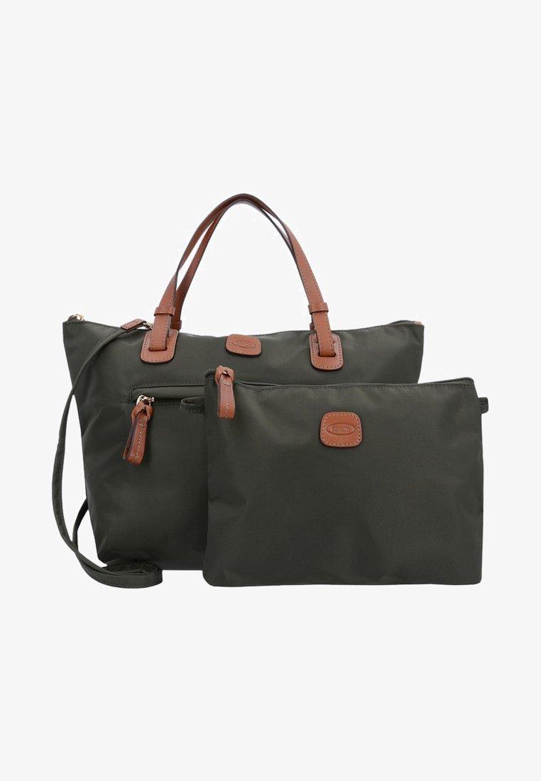 Bric's - Handbag - olive green