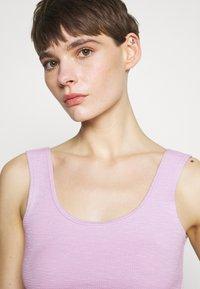 Weekday - ELINA TANK - Top - purple - 3