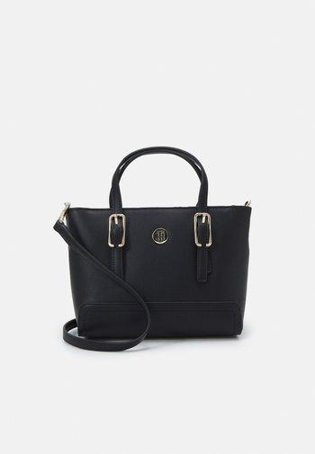 HONEY SMALL TOTE SET - Handbag - black
