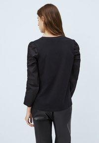 Pepe Jeans - LIV - Long sleeved top - black - 2