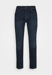 Hollister Co. - Slim fit jeans - dark blue denim - 4