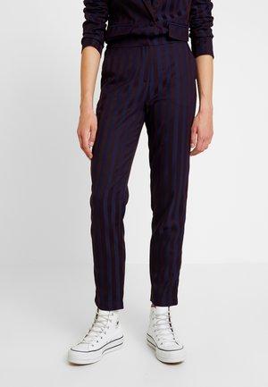 YASSHERRY PANT - Trousers - navy blazer