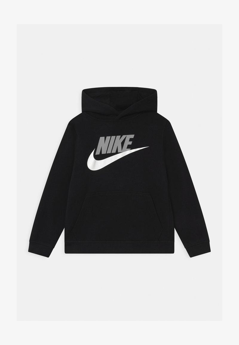 Nike Sportswear - PLUS CLUB - Hoodie - black