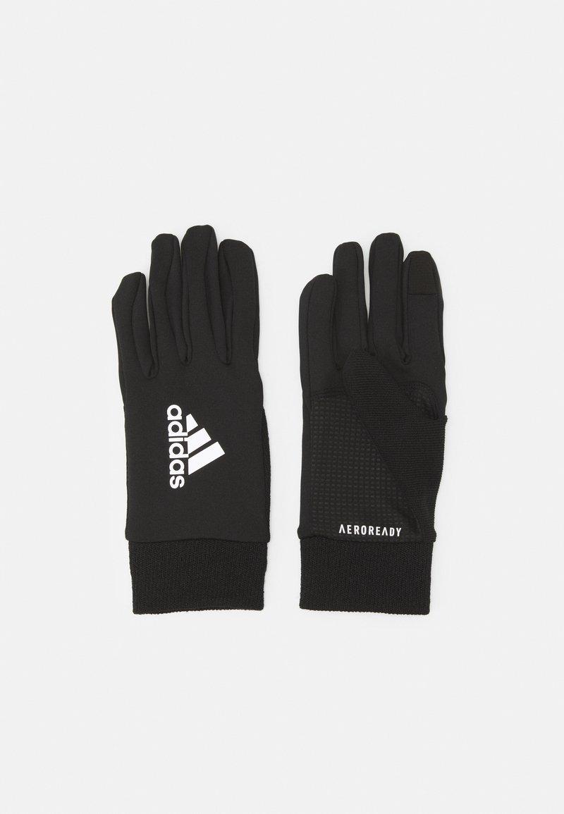 adidas Performance - UNISEX - Gloves - black/silver