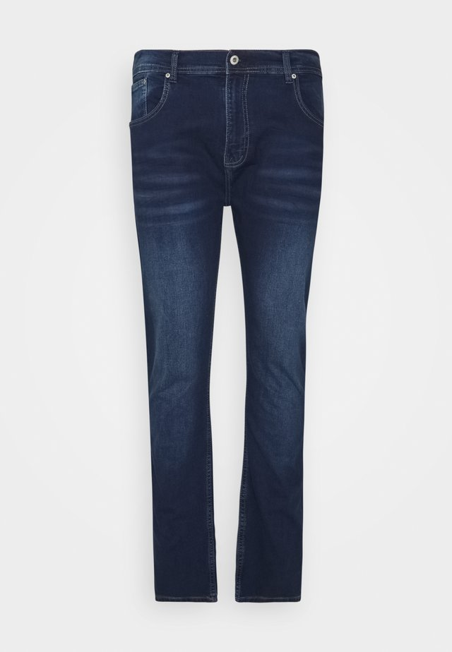 SUPERFLEX - Straight leg jeans - flax blue