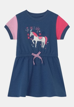 KID - Day dress - deep blue