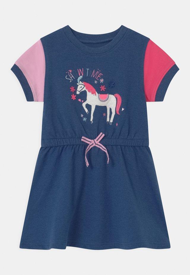 KID - Korte jurk - deep blue
