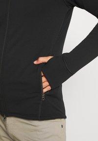 Houdini - POWER HOUDI - Fleece jacket - trueblack - 4