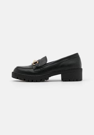 KAYA - Slippers - black