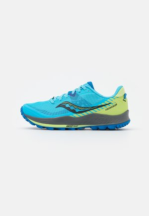 PEREGRINE 11 - Běžecké boty do terénu - royal/limelight