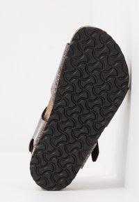 Birkenstock - RIO - Sandals - black/multicolor - 5