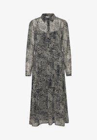 ICHI - IHASSIP DR - Shirt dress - oxford tan - 4