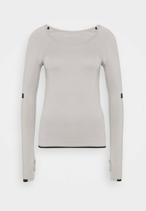 Long sleeved top - grey