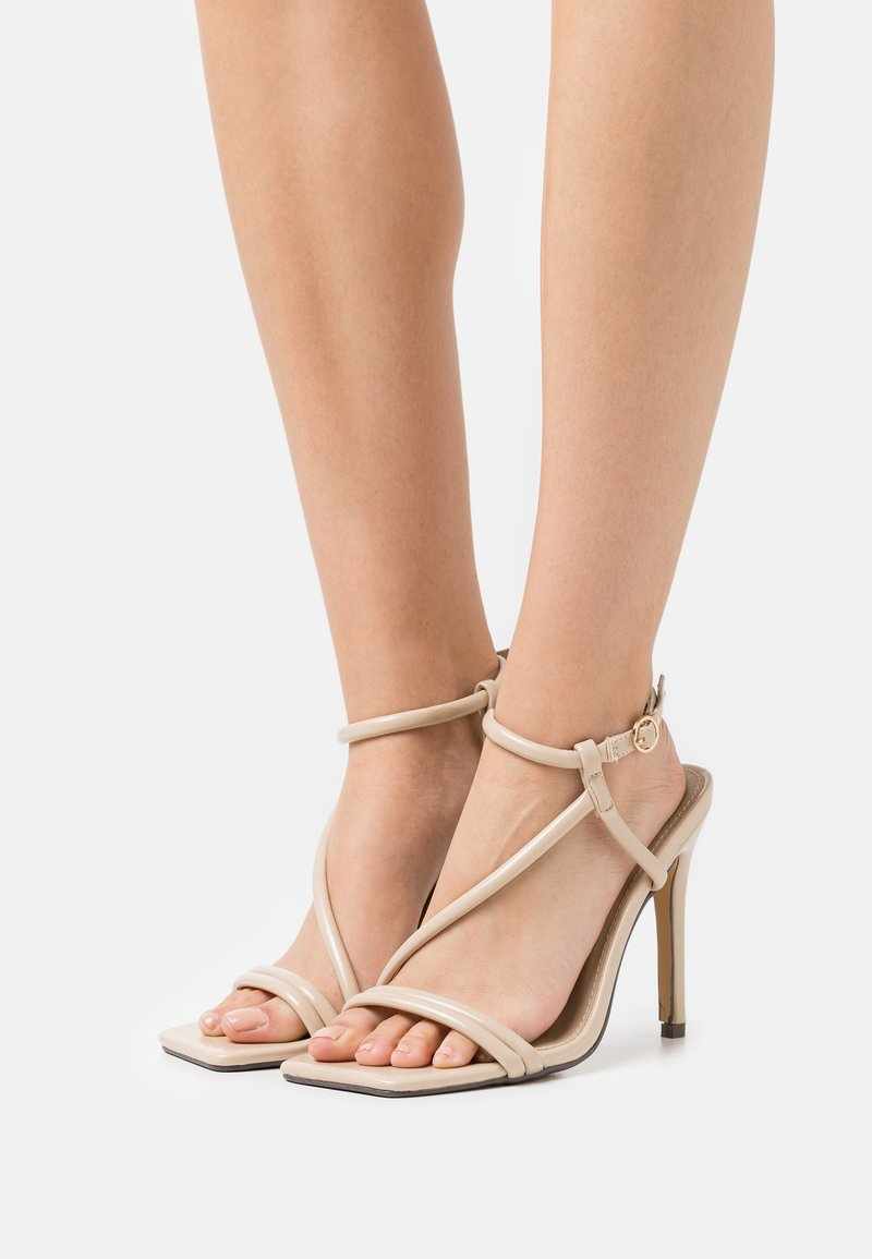 4th & Reckless - SHAW - Sandals - nude