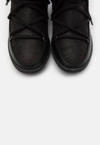 Kaporal - SALIA - Wedge Ankle Boots - noir - 5