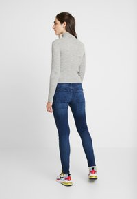 Tommy Jeans - SCARLETT  - Jeans Skinny Fit - dark blue denim - 2