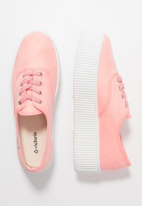 Victoria Shoes - Trainers - coral - 3