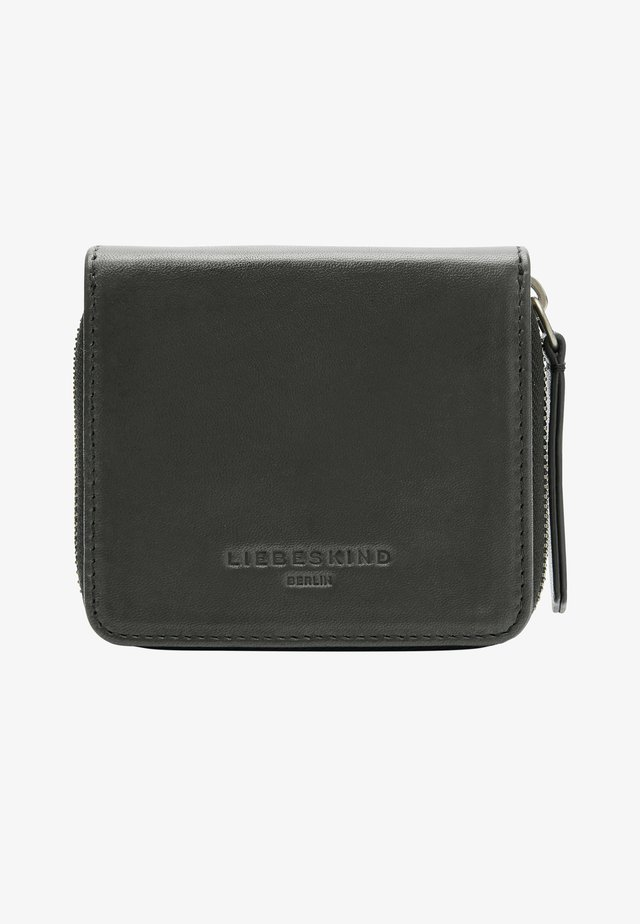 VEGETABLE VINTAGE SABIAS2 - Wallet - gun grey