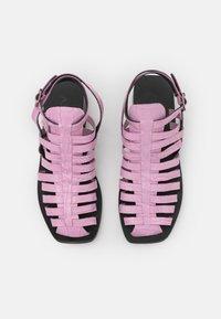 ASRA - SIBS - Sandals - orchid - 5