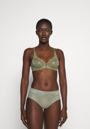 AMOURETTE - Beugel BH - sage green