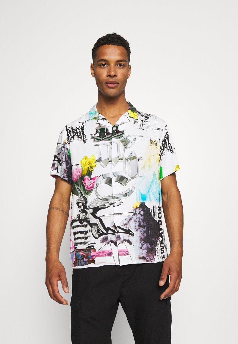 PRAY - MASH UNISEX  - Print T-shirt - multi coloured