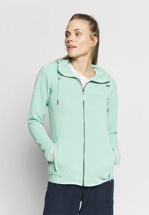 MODESTO  - Zip-up hoodie - light jade