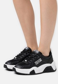Versace Jeans Couture - Sneakers laag - nero - 0