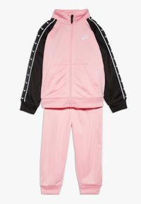 Nike Sportswear - TRICOT TAPING SET - Trainingsanzug - pink - 0