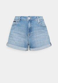 Tommy Jeans - Denim shorts - light-blue denim - 3