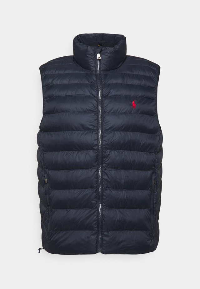 TERRA VEST - Weste - collection navy