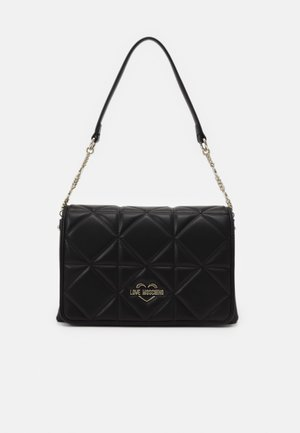 JEWEL STRAP BAGS - Handtas - black