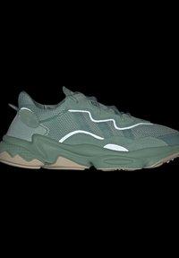 adidas Originals - OZWEEGO - Trainers - green - 9