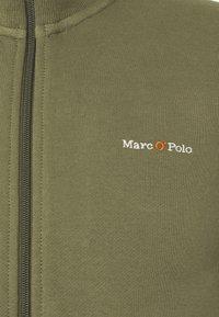 Marc O'Polo - JACKET - Vetoketjullinen college - aged oak - 4
