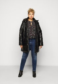 Persona by Marina Rinaldi - PASCAL - Winter coat - black - 1