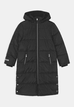 LONG PUFFER CAROLYN - Winter coat - black