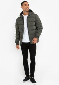 Threadbare - Winter jacket - khaki - 1