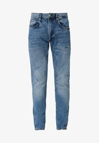 Q/S designed by - RICK SLIM - Slim fit jeans - blue denim stone - 4