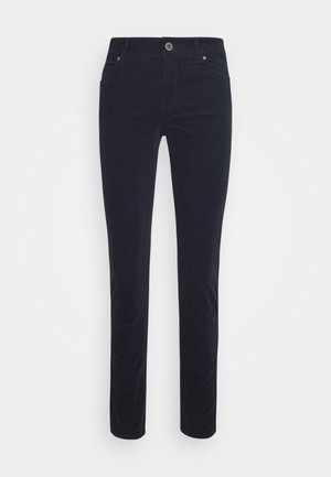 ALBY SLIM - Trousers - midnight blue