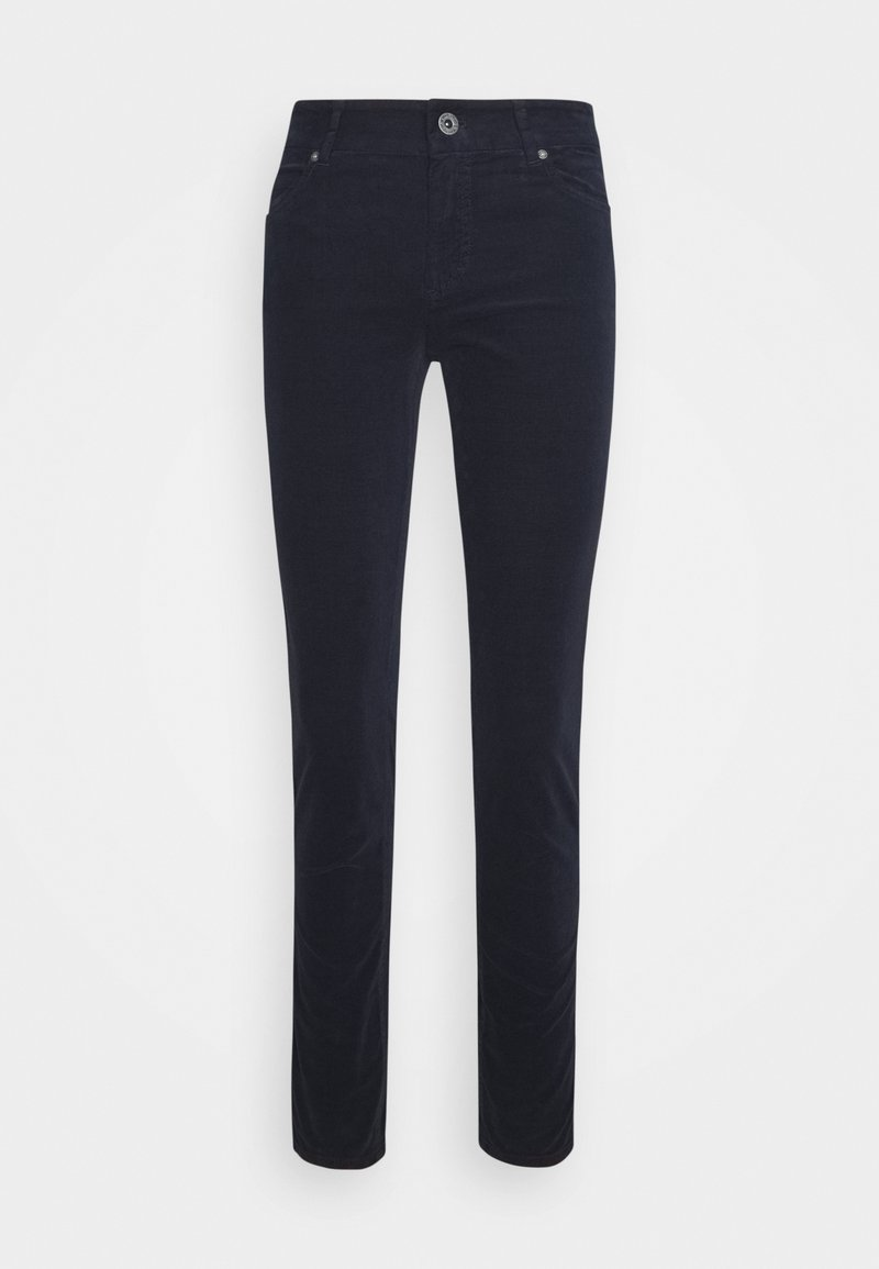 Marc O'Polo - ALBY SLIM - Trousers - midnight blue