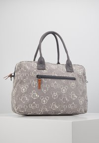 Kidzroom - DIAPER BAG ENDLESS IMAGINATION - Bolsa cambiador - grey - 1