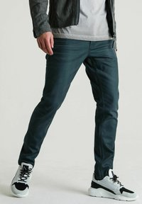 CHASIN' - ROSS JUPITER - Slim fit jeans - dark blue - 0