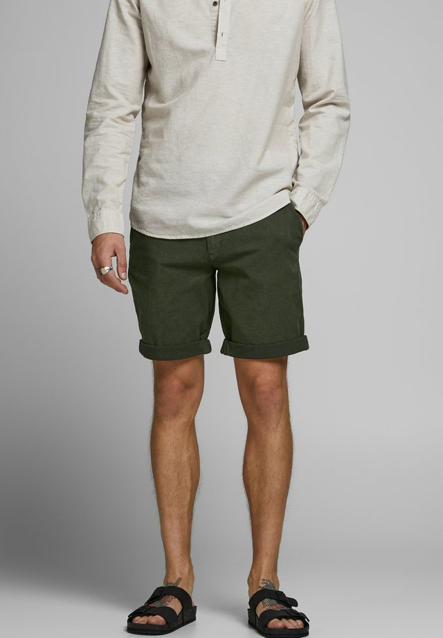 KENSO - Shorts - olive night