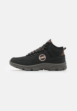 COOPER - High-top trainers - black