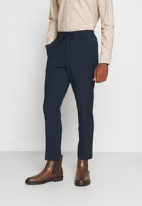 Isaac Dewhirst - THE RELAXED SUIT - Suit - dark blue - 5
