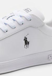 Polo Ralph Lauren - Trainers - white/black - 5